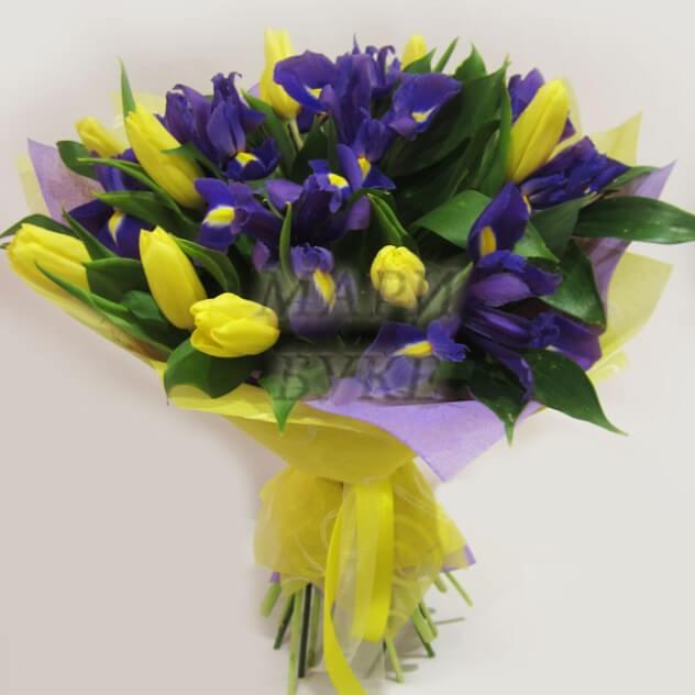 Букет Вальс цветов